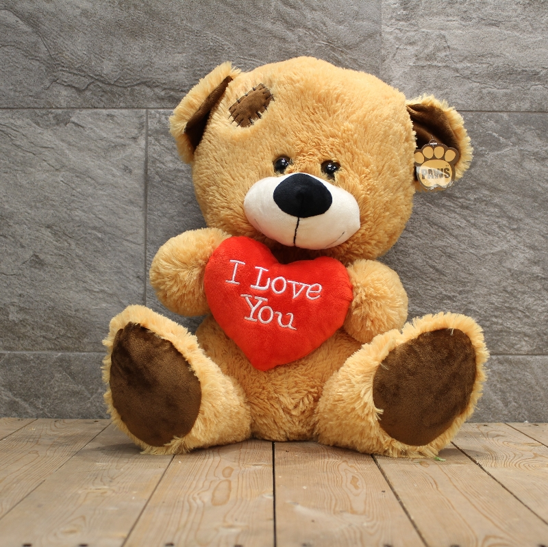 Luxury I LOVE YOU bear