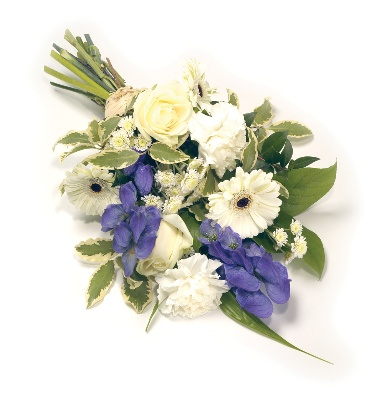 Mixed Sheaf  White and Blue