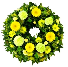 WR2 Loose Yellow Wreath