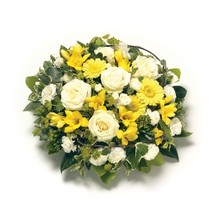 PP4 Freesia and Rose Loose Posy Pad